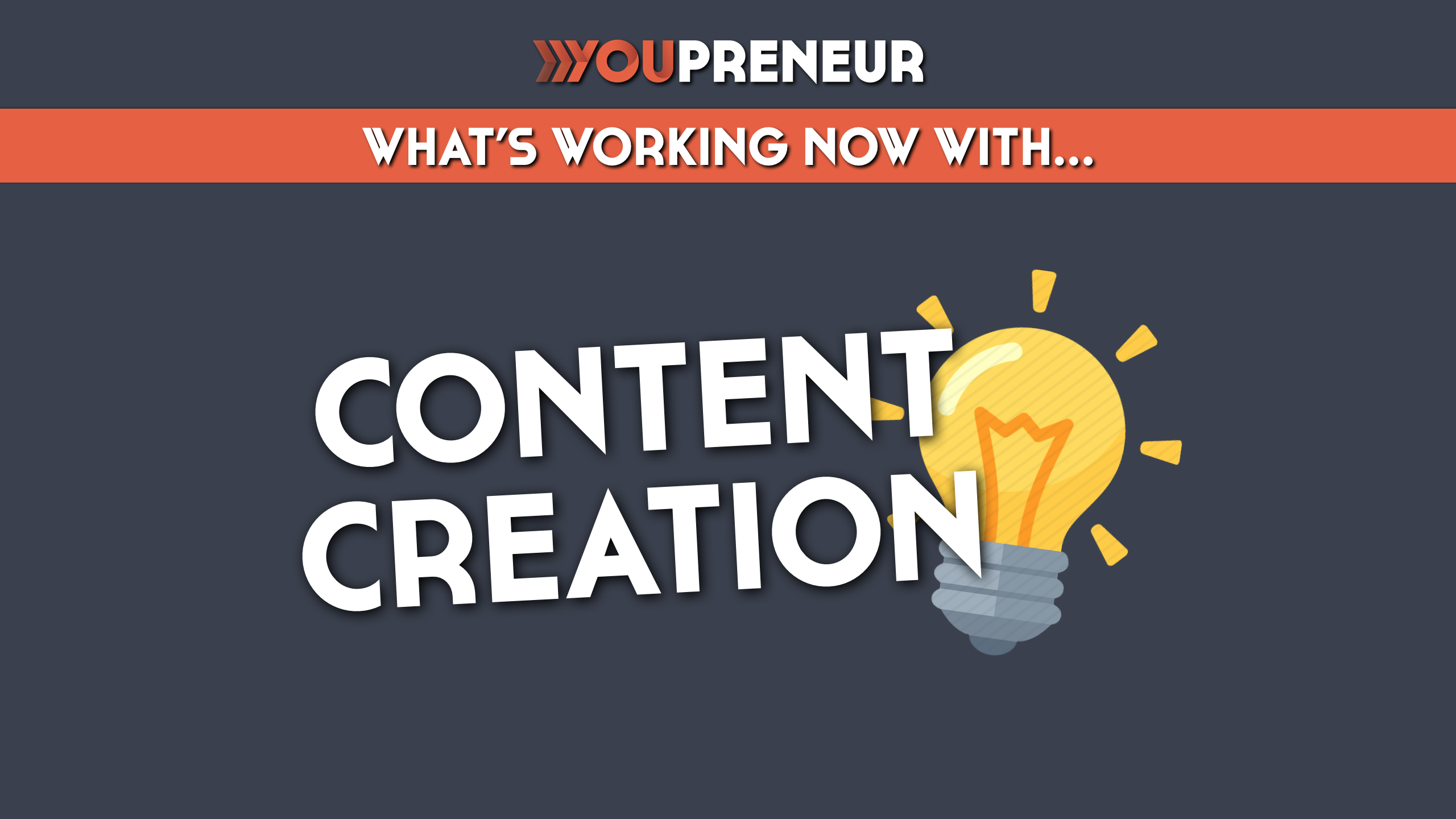 How to Improve Your Content Creation & Marketing Online